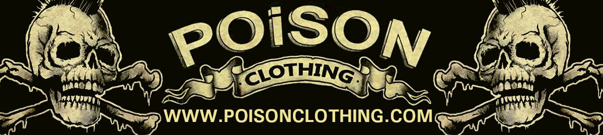 POISON ALTERNATIVE CLOTHING