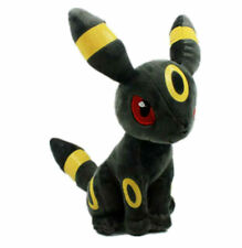 """Pokemon Umbreon Eevee Evolution Plush Stuffed Animal Toy 8"""" Kids Gift"""
