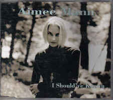 Aimee Mann- I Shouldve Known cd maxi single