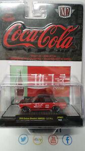 M2 Machines Coca Cola 1969 Datsun Bluebird 1600SSS 9600pcs (NG12)