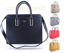 Ladies LYDC Laptop Briefcase Office Work College University Handbag Shoulder Bag