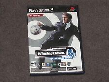 Winning Eleven 8 Liveware Evolution - NTSC-J  Free & Fast Post