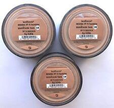 Bare Escentuals BareMinerals Foundation Medium Tan C30 8g XL SPF15 <PACK OF 3