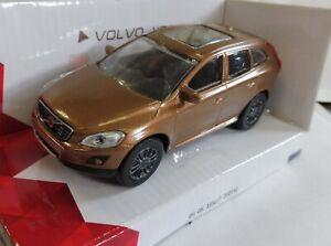 PROMO Volvo XC 60 Cuivre Mondo Motors 1/43 Neuf boite d'origine