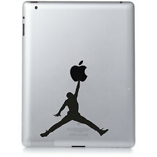 Air Jordan Apple Ipad Mac MacBook PC PORTABLE autocollant vinyle décalcomanie.