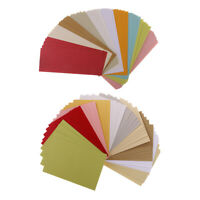 100pc Scrapbooking Pearlescent Paper Cardstock DIY Handmade Cards for Crafts