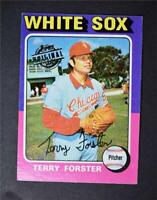 2015 Topps Stamped Buyback 1975 #137 Terry Forster - VgEx+