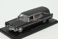 Cadillac S&S Landau hearse /black/