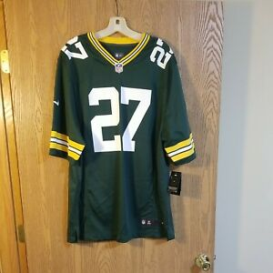 Nike On Field Green Bay Packers Eddie Lacy #27 Jersey Adult XL NWT