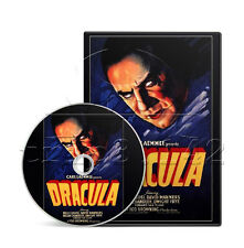 Dracula (1931) Bela Lugosi Fantasy, Horror Film / Movie on DVD (Tod Browning)