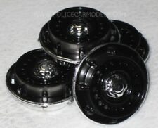 1/18 Dog Dish Wheels For The Motormax Ford Crown Victoria Police Car - CH 1905A