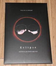 VIXX LR 1ST CONCERT Eclipse in SEOUL OFFICIAL GOODS Lenticular Postcard Set NEW