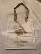 Chloe Love Story Tote Bag
