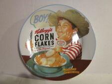 NWT - Vintage Kellogg's 100th Anniversary Retro Advertisement Corn Flakes Plate