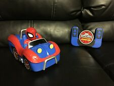 Spider-Man Marvel Super Hero Adventures Remote Control Buggy Jam'N Products 2019