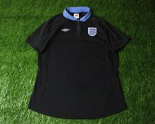 ENGLAND NATIONAL TEAM 2011-2012 WOMENS FOOTBALL SHIRT JERSEY AWAY UMBRO ORIGINAL
