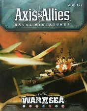 FLANK SPEED, AXIS & ALLIES WAR AT SEA MINIATURES, WotC, MULTI-LIST