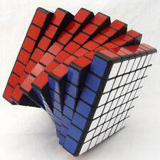 Shengshou 7x7x7 Professional Speed Magic Cube Twist Puzzle Educational Toy Black