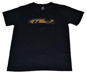Unisex Souvenir T-shirt 100% cotton Australia Outback Australia Kangaroo