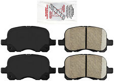 Disc Brake Pad Set-AmeriStar Ceramic Front Autopartsource STC741