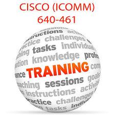 Cisco (ICOMM) examen 640-461 - Video Training Tutorial DVD