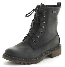 Jane Klain Damen Stiefelette Boots Warmfutter grau 37-41 NEU 19,95 €
