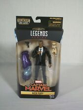 MARVEL LEGENDS: CAPTAIN MARVEL, NICK FURY, KREE SENTRY BAF