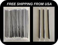 100 pcs Smoothie Milkshake Slush Drinking Wide Straws 8mm Individual Wrap Large