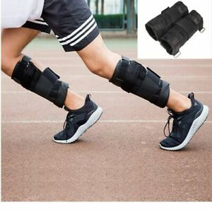Adjustable Strap For Fitness Ankle Support Weights Wrist Exercises Running Sport