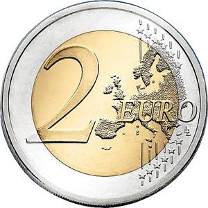 Pièce de 2€ commémorative France - année au choix - Réduction sur achat multiple