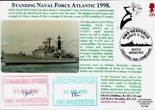GB FDC NAVY SIGNED COLOUR PHOTO SERIES 4 DEPLOYMENTS NAVY DAYS FLEET REVIEWS