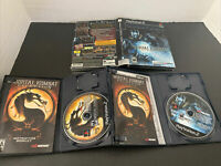 Mortal Kombat Deception Premium Pack, Sony PlayStation 2 w Card PS2 CIB Complete