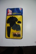 "BIG JIM ACTION  SETS    "" 7155 MOUNTAIN AGENT    ""  CARDED"
