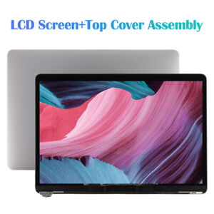 """OEM For Macbook Pro 13.3"""" A2338 EMC 3578 LCD Screen+Top Cover Replacement Gray"""