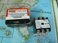 Totaline P282-0431A 3 Pole Coil 24 Vac Purpose Contactor relay