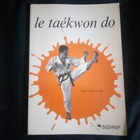 Le taékwon do Maître Lee Kwan Young Sedirep 1979