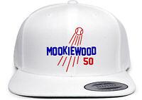 Los Angeles Dodgers Mookie Betts Mookiewood Snapback Hat