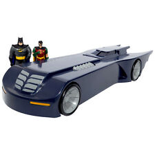 Batmobile with Bendable Figures -Batman & Robin 1:24 scale: The Animated Series