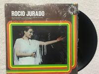 ROCIO JURADO LP VINILO EDICION ESPECIAL SEVILLA MORA LA QUERIDA A QUE NO TE VAS