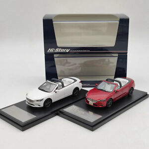 Hi-Story 1/43 Mazda Atenza Parade Car 2015 HS248 Resin Model Limited Collection