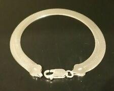 Bracelet maille anglaise?? en argent 925/1000