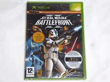 NEW (READ) PAL France Version Star Wars Battlefront II XBox Game SEALED French