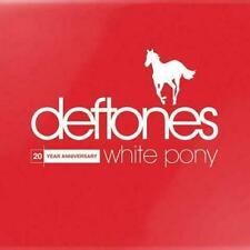 Deftones White Pony 20th Anniversary Deluxe Edition 2Cd Brand New Gatefold