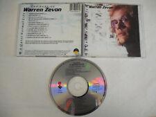 WARREN ZEVON  A Quiet Normal Life  CD Canada