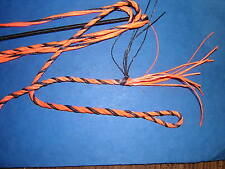 """Flemish 3 ply Tillering string 68""""-75"""" bow making stave Osage bow self bow"""