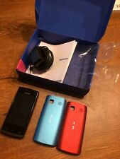 """Nokia 500 3G 3.2"""" - Black Touch Mobile Phone, good condition"""