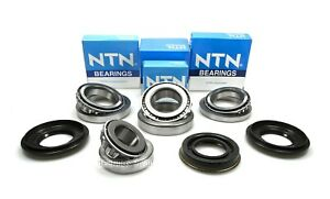 Mercedes-Benz C-Class W204 S204 C204 Rear Differential Bearings Kit