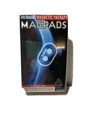 Vintage 1998 McDavid Magnetic Therapy MagPads 121R knee pad