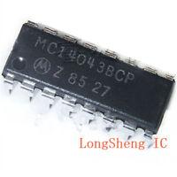 5pcs DIP IC MC14043BCP new