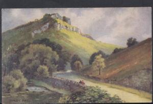 Derbyshire Postcard - Topley Pike, Buxton    T497